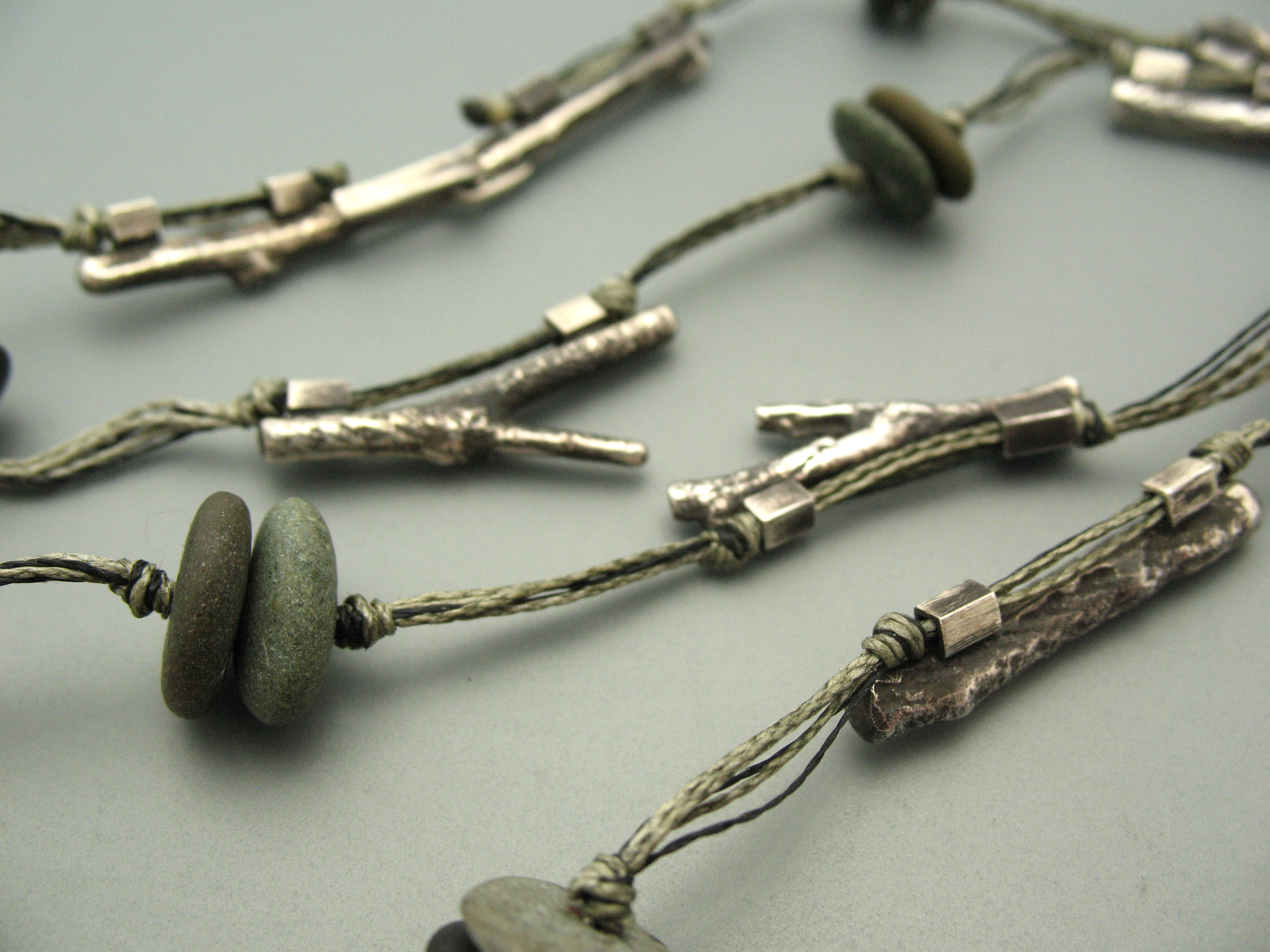 Sticks and Stones Necklet